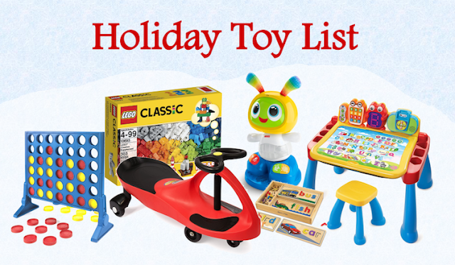 Shop Amazon's Holiday Toy List