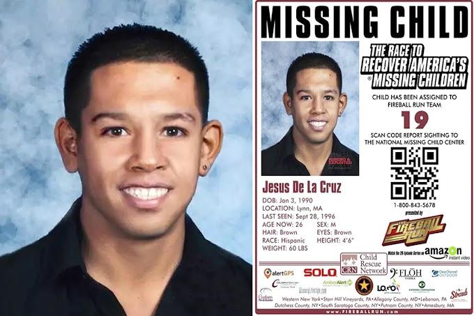 Sigue búsqueda de niño dominicano desaparecido hace 20 años en Massachusetts