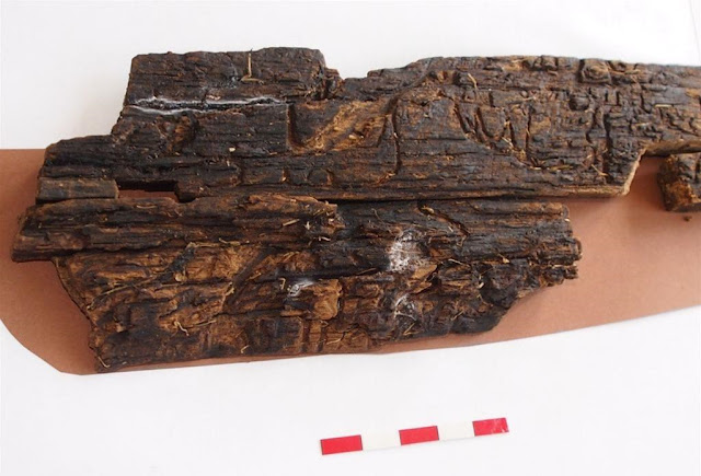 9,000 year old 'ritual' spear found in Poland