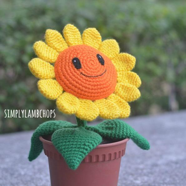 Sunflower @SimplyLambchops