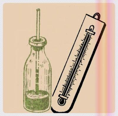 как сделать термометр