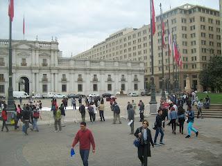 Santiago Tours