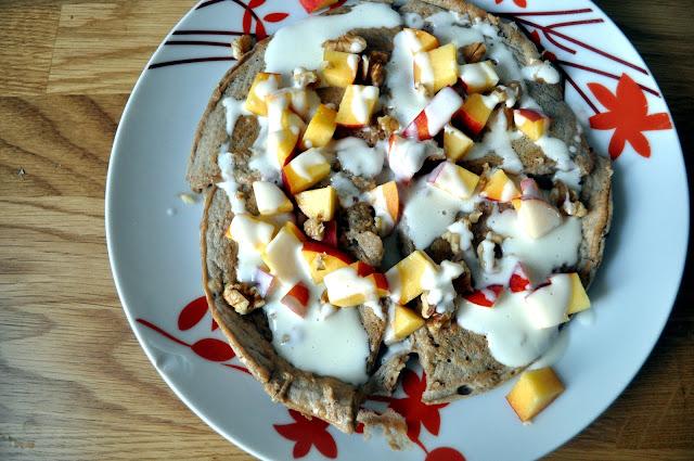 omlet jaglany