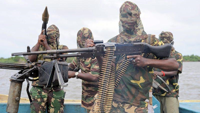 Militant group The Niger Delta Avengers