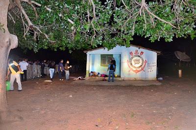 Resultado de imagem para Serra do Mel: Seis são assassinados e um escapa ferido em chacina.