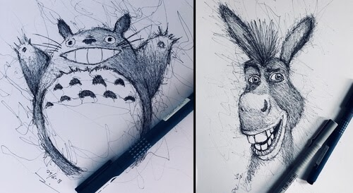 00-Jimmy-Mätlik-Fantasy-Animal-drawings-form-the-Movies-www-designstack-co