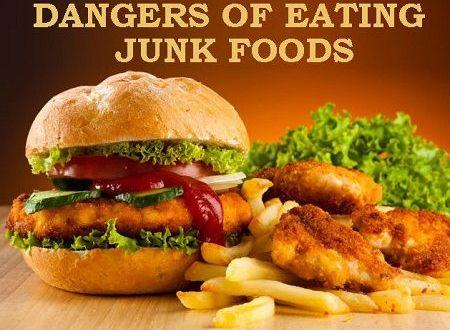 junk food effects