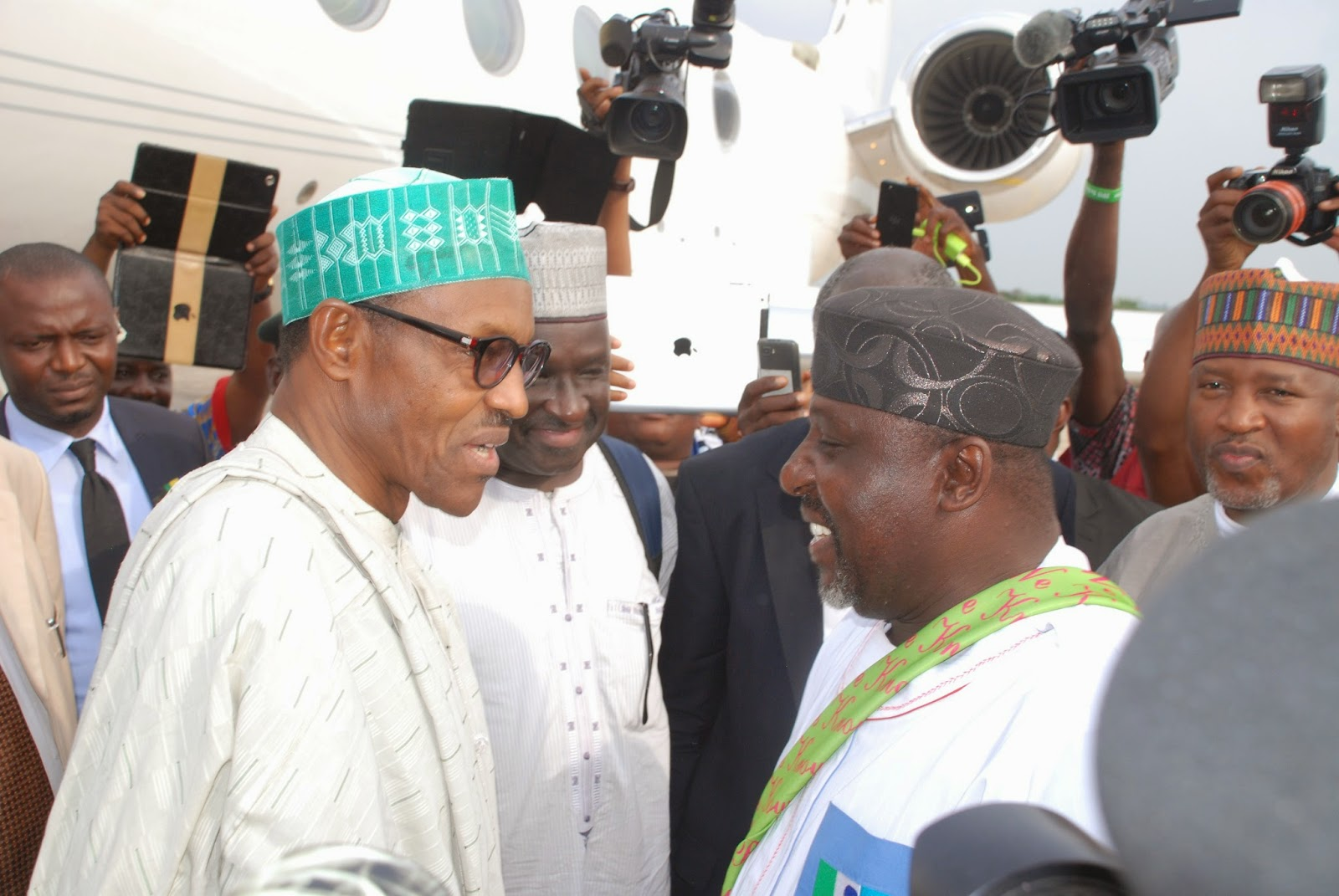 buhari visit owerri imo state