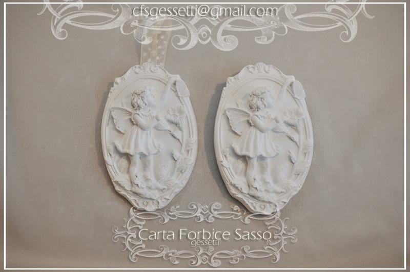 Bien connu Carta Forbice Sasso: Gessetti profumati: angeli US87
