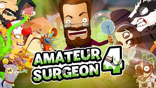 تحميل لعبة Amateur Surgeon 4 مهكرة للاندرويد