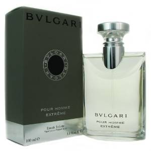 Bvlgari Extreme by Bvlgari for Men. Eau De Toilette Spray 3.4
