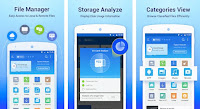 android file manager recycle bin