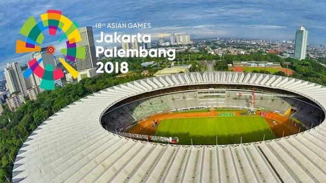 Cara asik nonton Asian Games 2018