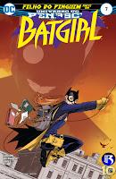 DC Renascimento: Batgirl #7