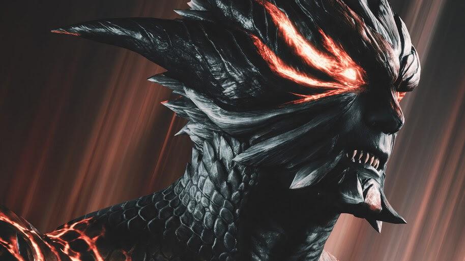 Dante, Devil Trigger, Devil May Cry 5, 4K, #7.2465