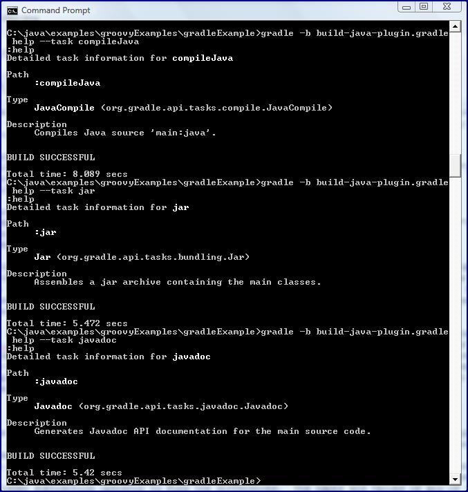 Identifying Gradle Conventions - DZone Java