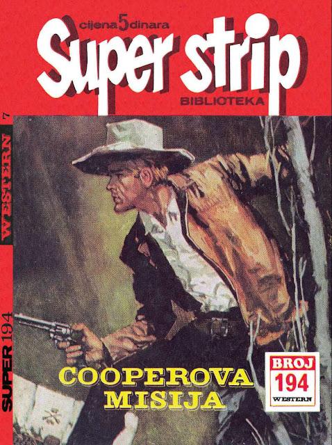Cooperova Misija - Western