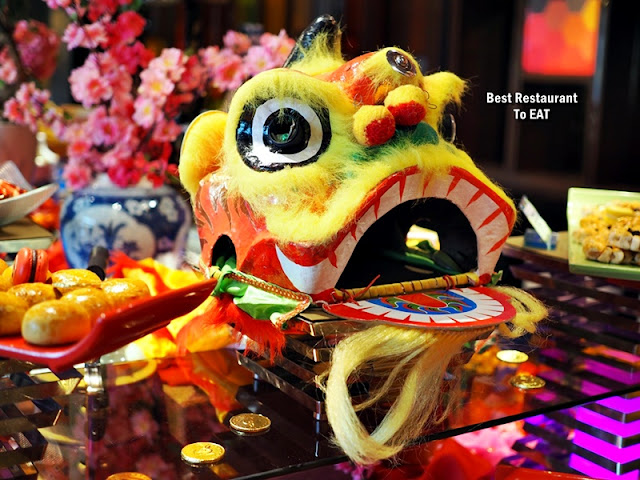 CHINESE NEW YEAR 2020 Lion Dance