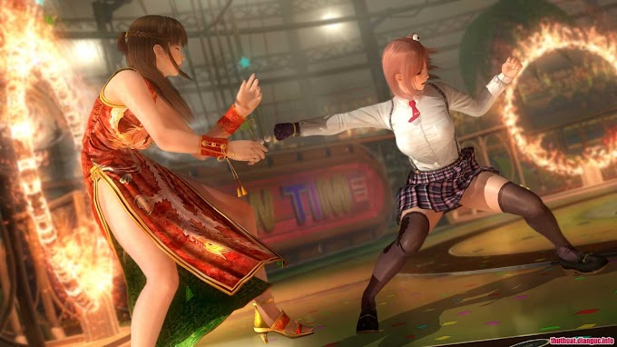 Download game Dead Or Alive 5 Last Round miễn phí