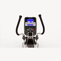 Nautilus E616 console with Dual Track blue-backlit LCD displays, 4 user profiles, Bluetooth connectivity, USB port, speakers with MP3 input, cooling fan