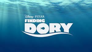 Ilusterasi Disney Pixar Finding Dory