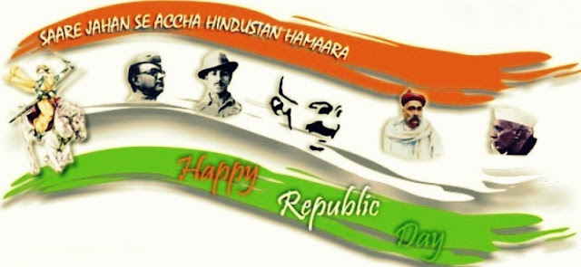 Happy Republic Day 2019 Greetings Pics for Facebook