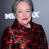 KATHY BATES TALKS TO 'WEBMD' ABOUT HAVING LYMPHEDEMA AND BREAST RECONSTRUCTION SURGERY