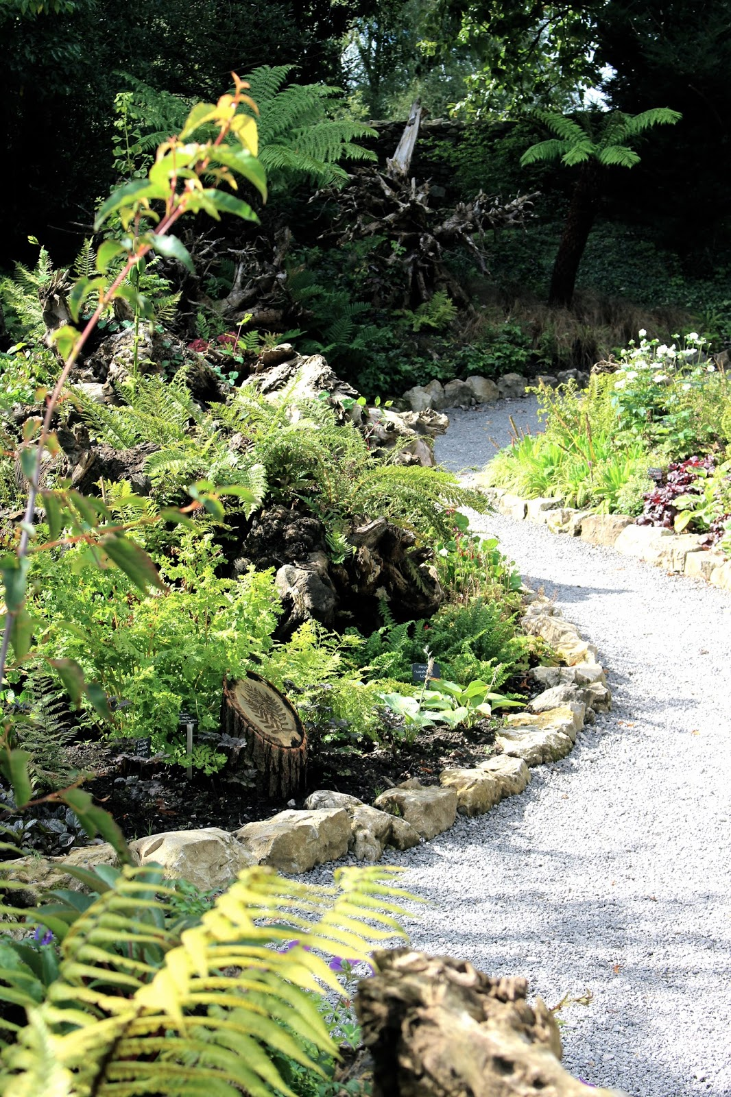 Gardens to see in Kendal Lake District