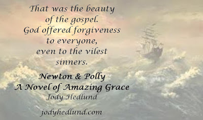 newton and polly a novel of amazing grace
