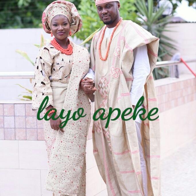 83357f3b79f Olaoluwa Olowu. A Nigerian wedding ...