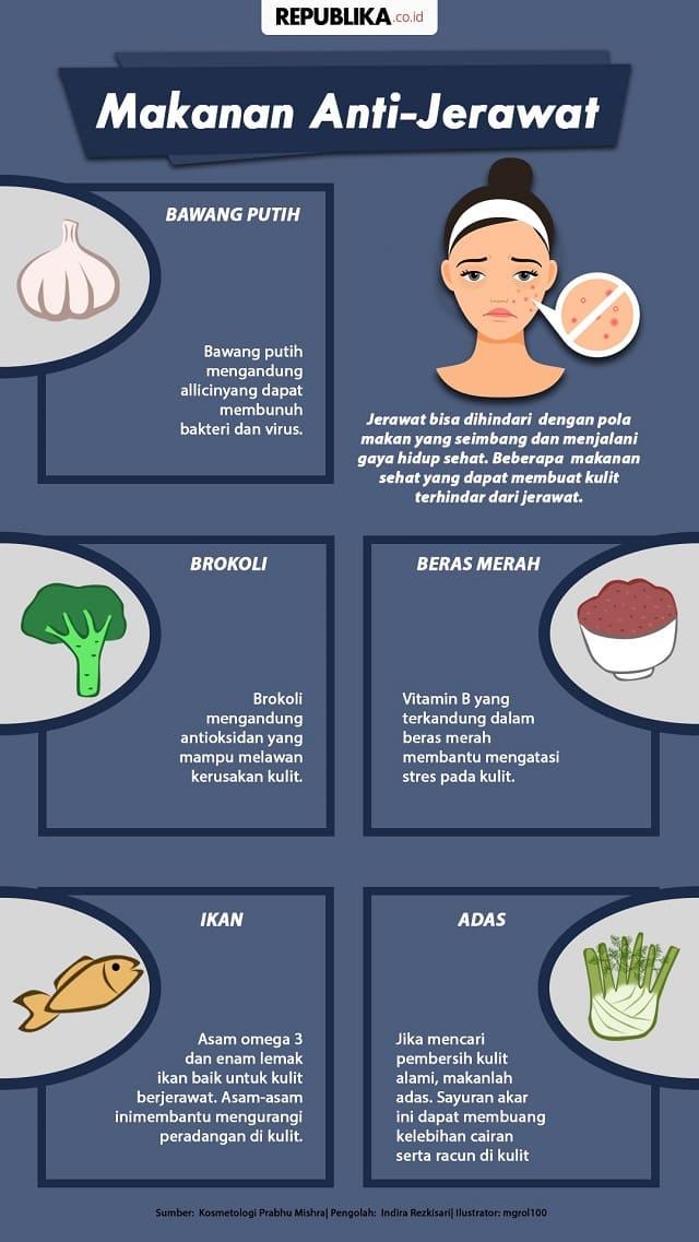cara mencegah jerawat timbul