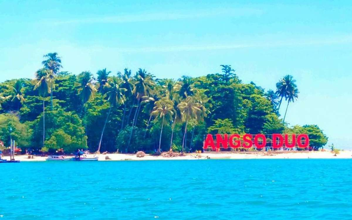 Bagaimana Cara Ke Pulau Angso Duo Padang Pariaman Sumatera Barat