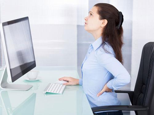 anh phan đức linh chia sẻ về đau lưng ở dân văn phòng