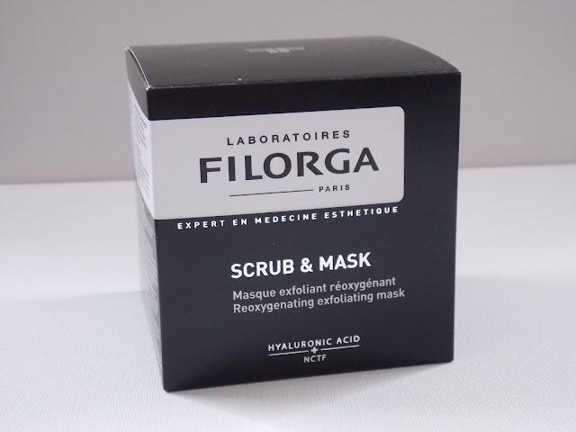 scrub mask filorga