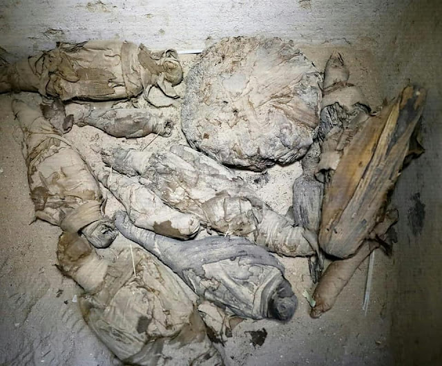 Ptolemaic-era tomb discovered in Upper Egypt's Sohag