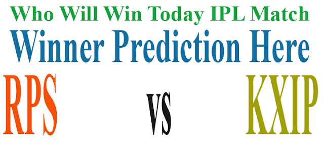 who will win today ipl match prediction