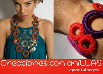 Tecnica de la Anilla Tejida a Crochet