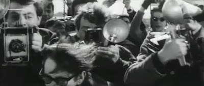 La dolce vita - Periodismo y Cine - Paparazzi - el fancine - el troblogdita - ÁlvaroGP