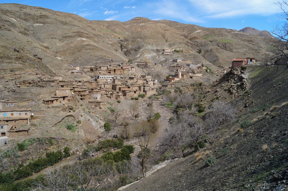 pueblo del atlas