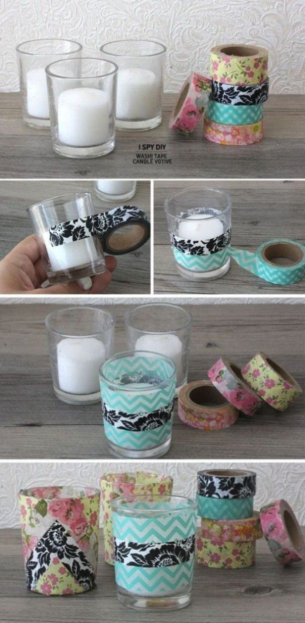 How to decorate candles, candles, decorate
