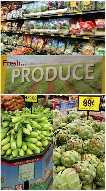 Fresh Produce at Grocery Outlet