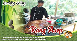 Pesta Kambing Guling di Bandung