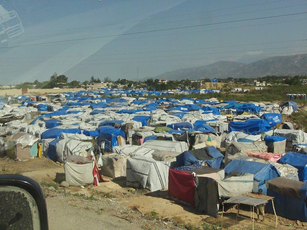 Haiti Tent Cities