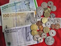 Moneda en Malmo Suecia