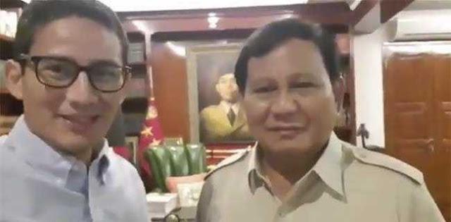 Minta Mandat Rakyat, Prabowo Yakin Mampu Atasi Masalah Ekonomi
