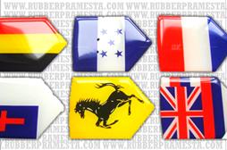 Bikin stiker resin, cara membuat stiker resin, kubah stiker resin bening, resin stiker kubah, perhiasan stiker epoxy,