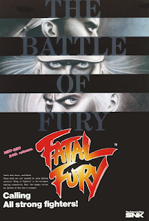 Fatal Fury: King of Fighters / Garou Densetsu: Shukumei no Tatakai ( Arcade )