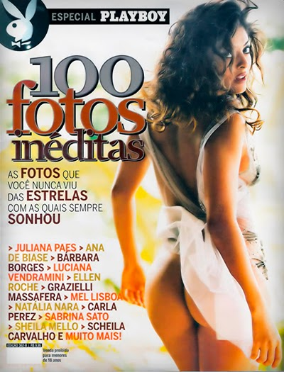 baixar Revista Playboy Especial - 100 Fotos Inéditas download