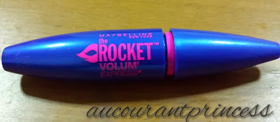 Maybelline Rocket Volum Express Mascara Product Review