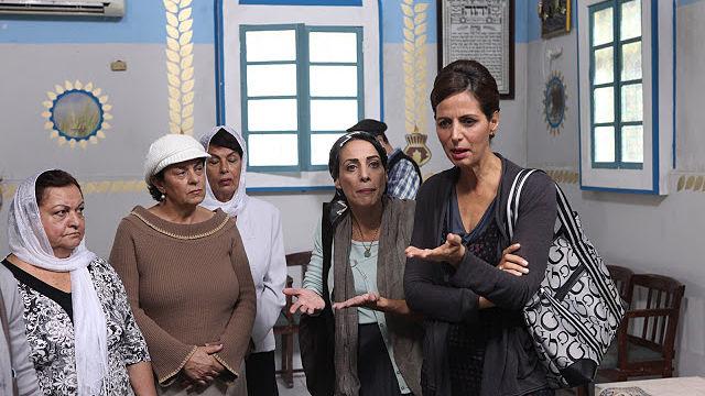 Fotograma de la película: El balcón de las mujeres (2016)